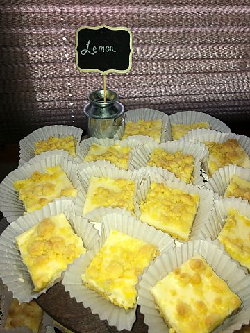 Lemon Petite Bar