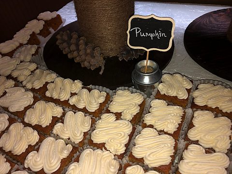 Pumpkin Petite Bar